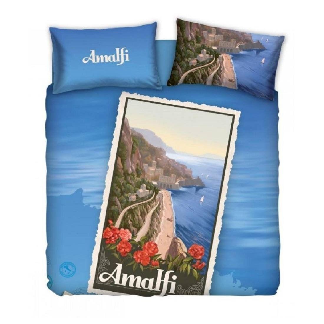Copripoltrona Relax Bassetti.Copripiumino Bassetti Imagine Souvenir Disegno Amalfi